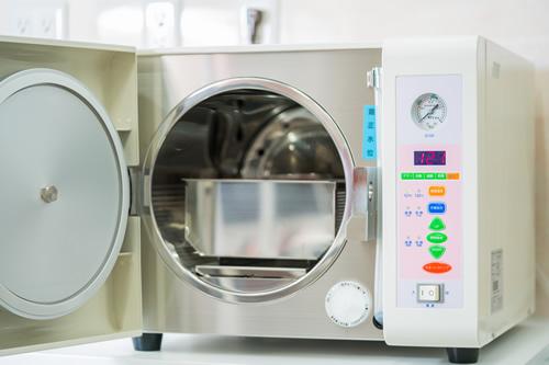 高性能高圧蒸気滅菌器