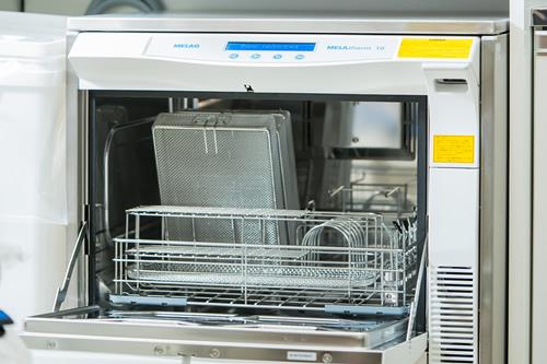 洗浄・消毒装置(メルサーム10)